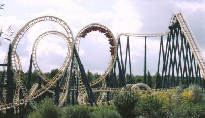 Goudurix Parc Asterix