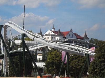Heide-Park Neue Achterbahn 2014