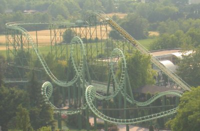 Magic Mountain  Gardaland