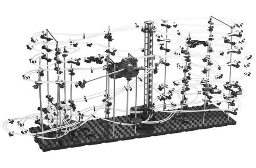 Murmelachterbahn