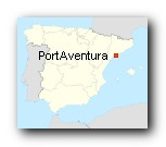 PortAventura Standort