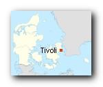 Tivoli Kopenhagen Standort
