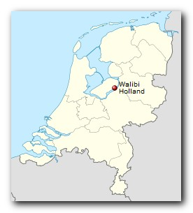 -Walibi Holland Standort