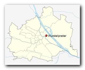 Wiener Prater Standort