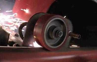 Achterbahn Unfall